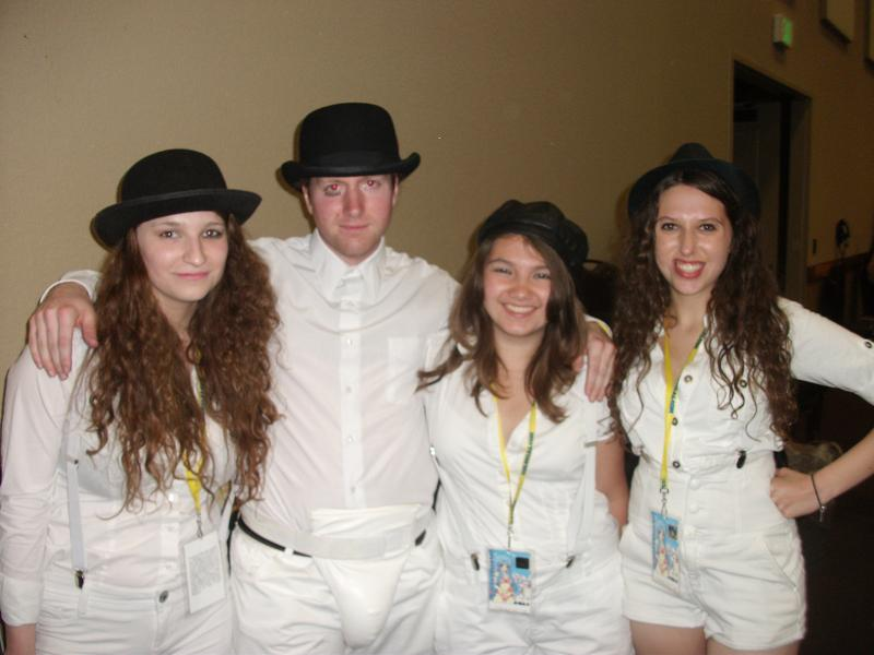 alex and his droogs