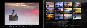 GreekScapes Calendar 2012