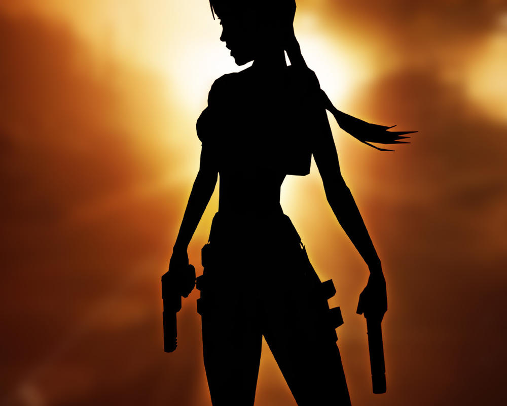 Angel Of Darkness  Lara Croft By Igo On Deviantart-3479