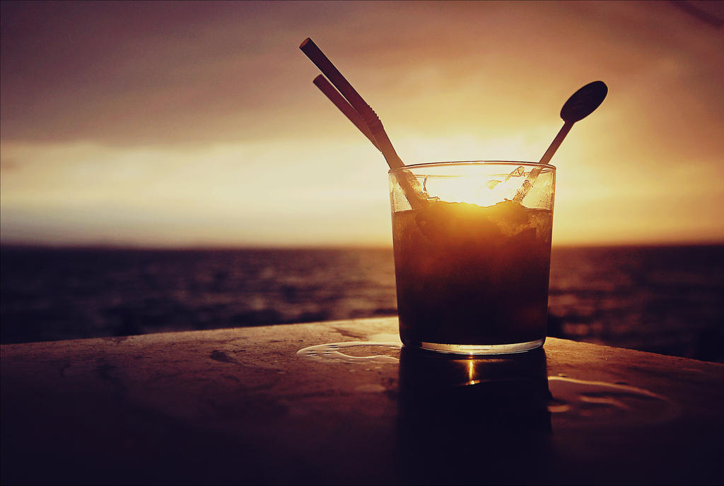 Sunset at cafe del mar by calidus on deviantart publicscrutiny Images