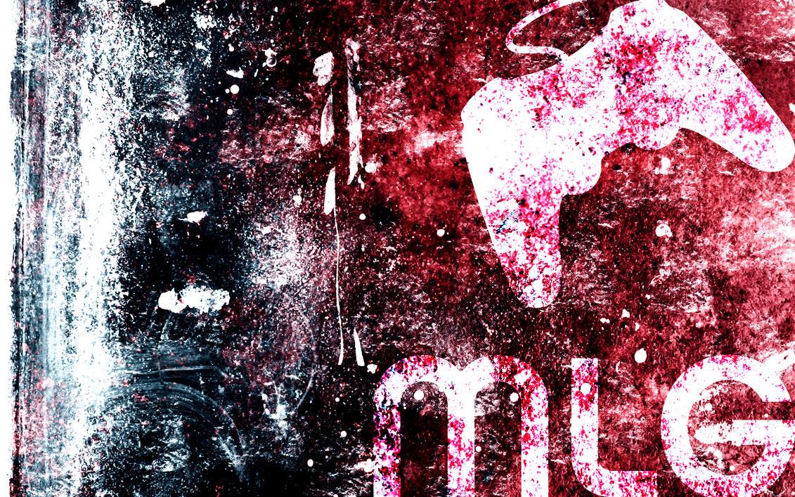 MLG Desktop Wallpaper - Grunge by theaxi0m