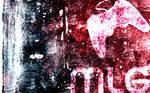 MLG Desktop Wallpaper - Grunge