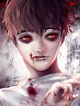 killing stalking - Sangwoo by 10Juu