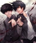 Bros (Mob Psycho 100)