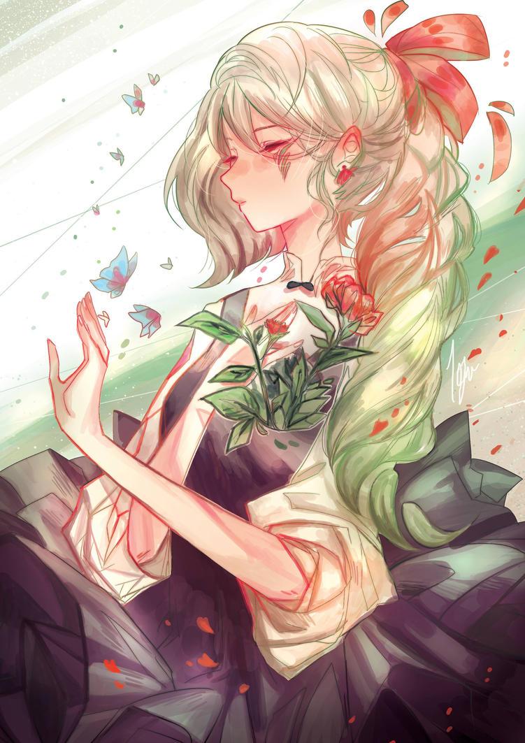 [Line series] Flower by 10Juu