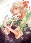 [Line series] Flower