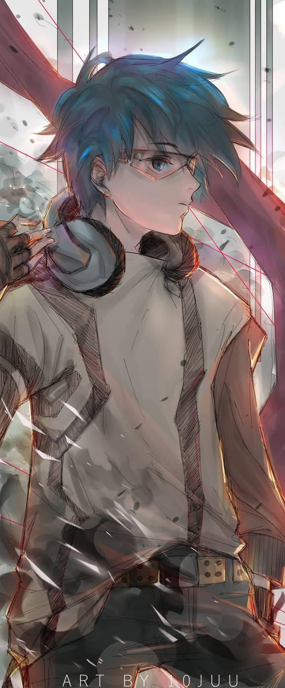 [Line series] Smokey by 10Juu