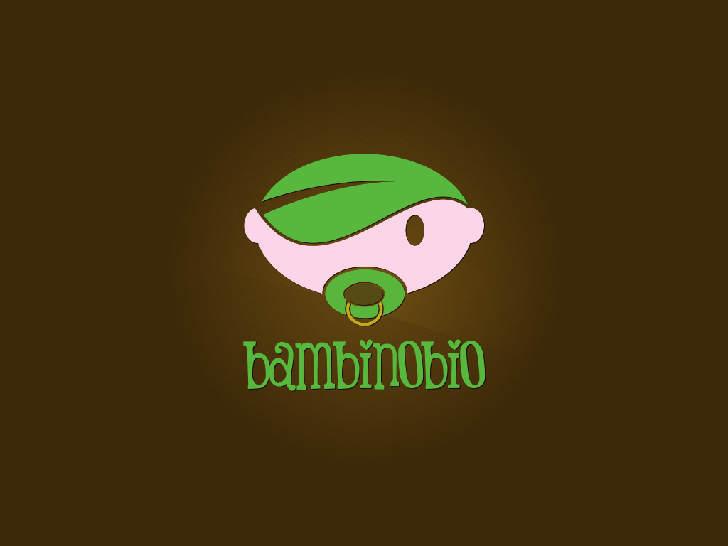 BambinoBio's logo by cioue