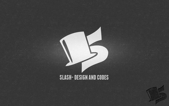 Slash design and codes's logo
