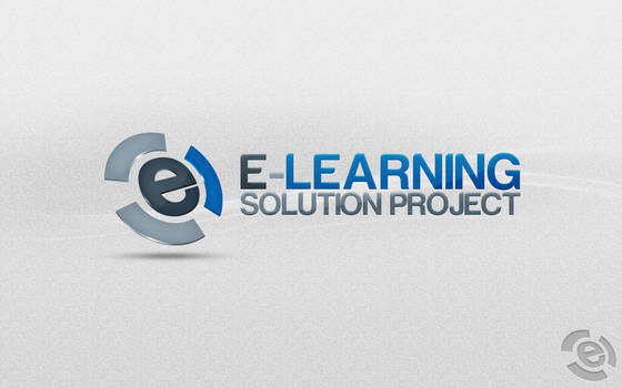 e-learning solution project's logo