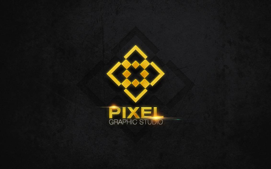 Pixel Studio's logo V3