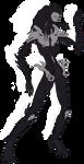 Character Design - Ten by FlaringDog