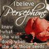 Persephone's Knowledge by DigitalRagDoll