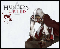 Hunter's Creed by kiwii
