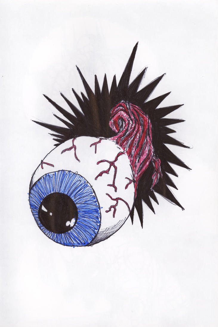 Eyeball by WhatProductions