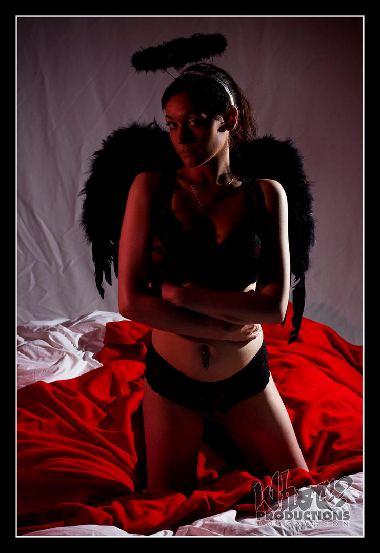 Dark Angel by WhatProductions