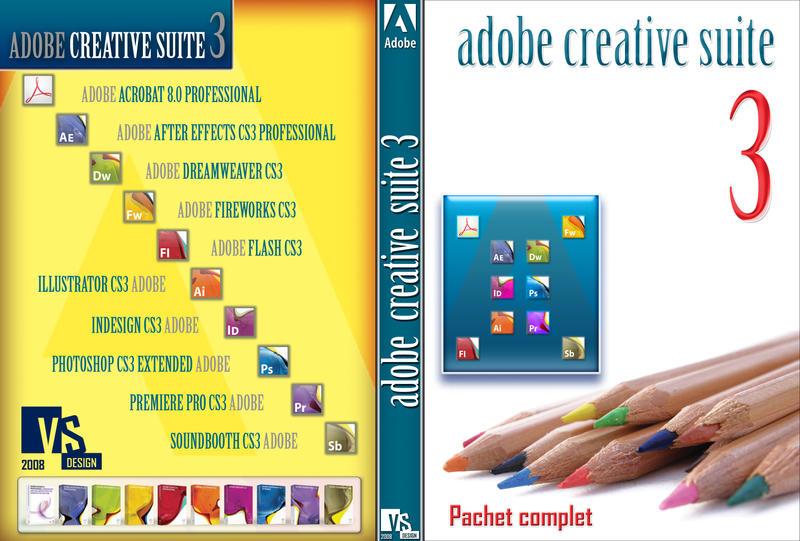 Custom Adobe Creative Suite 3 By Victorsosea On Deviantart