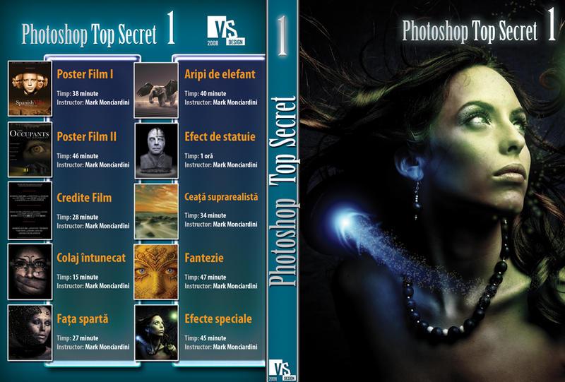 Photoshop top secret dvd 1 download queue