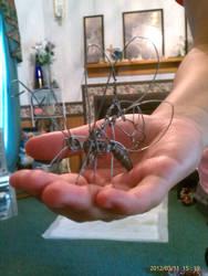 Wire Butterfly 1