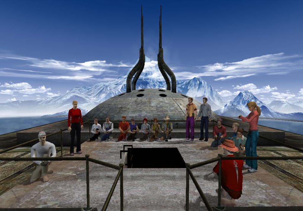 Explorers in Er'cana 3