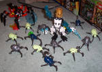 Cthulu's Spider Army