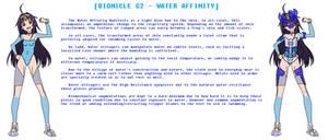 [Bionicle G2] Okoto Headcannon: Water