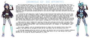 [Bionicle G2] Okoto Headcannon: Ice