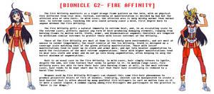 [Bionicle G2] Okoto Headcannon: Fire