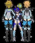[Bionicle G2] Headcannon: The Toa