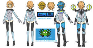 [Bionicle G2] Headcannon: Gali