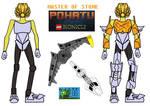 [Bionicle G2] Headcannon: Pohatu