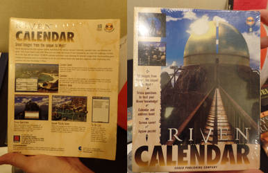 Display Table: Riven Calendar?