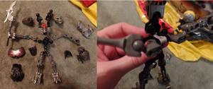 MOC PIECES: Skull Bonnie