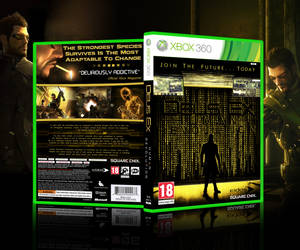 Deus Ex : Human Revolution Box