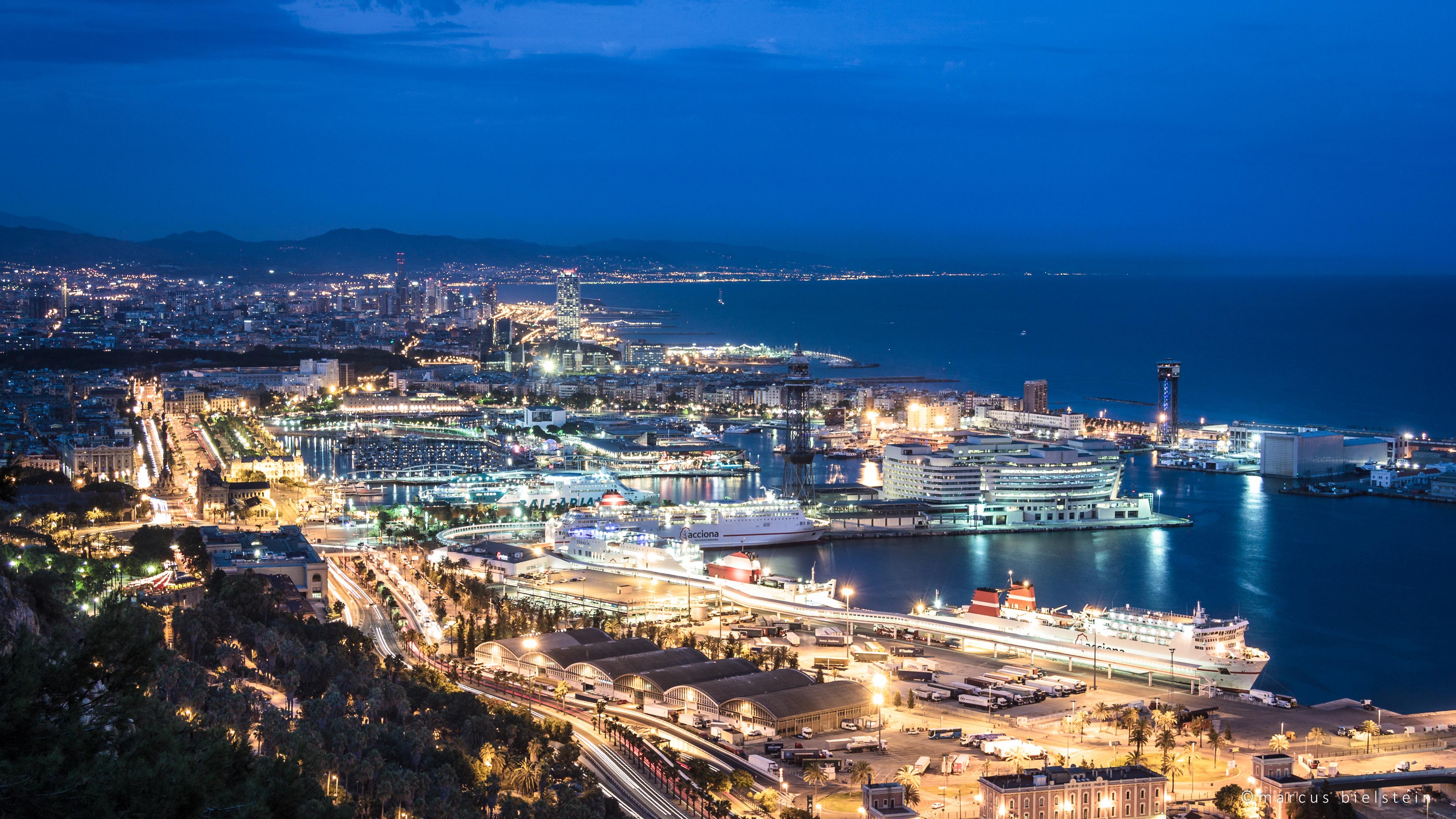 Barcelona by mbielstein