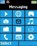 Sony Ericsson Metro UI concept by SukiCZ