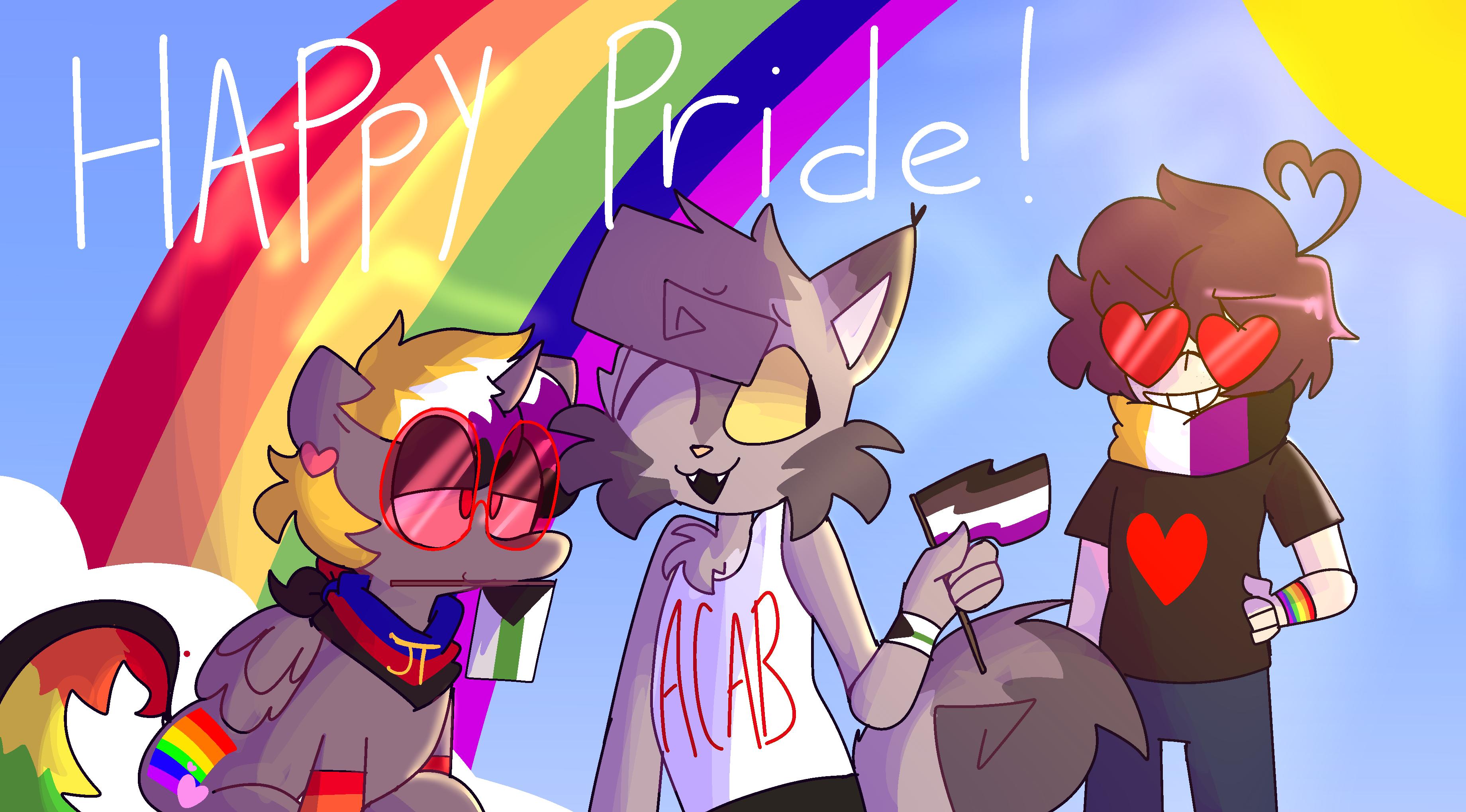 Happy Pride!!!!
