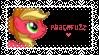 Peachfuzz Stamp by kiwikuu