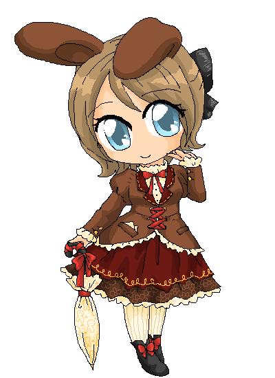 Sweet Chocolate by bunnyb133
