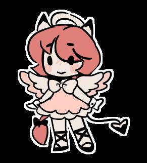 Tiny Angel by bunnyb133