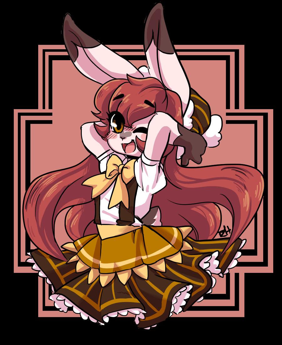 Bunny Hop by bunnyb133