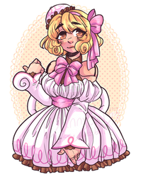 Lovely doll by bunnyb133