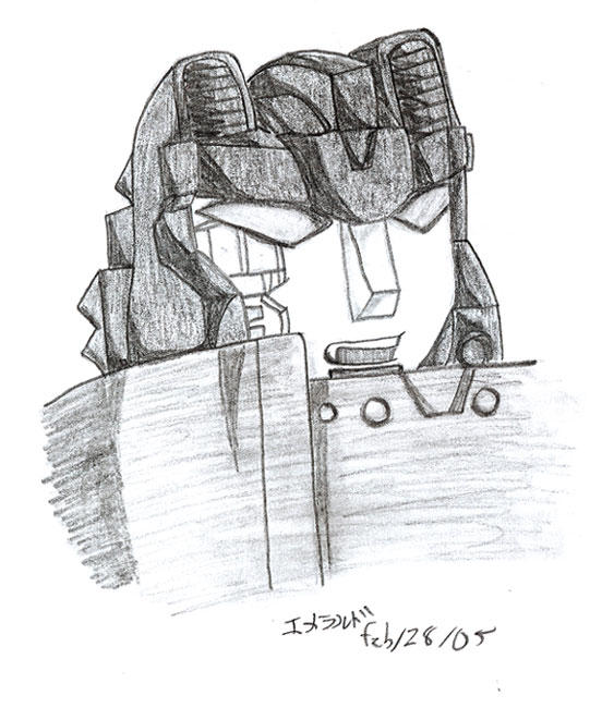 Energon Starscream by Emerarudo-chan