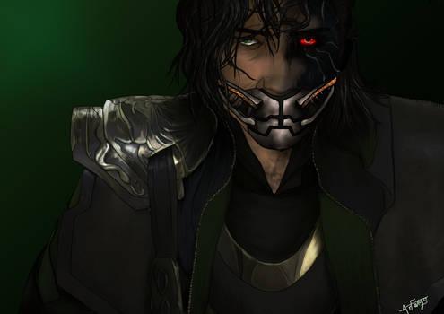 Muzzled Loki Finished version