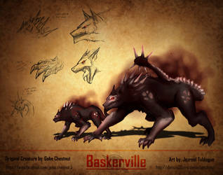 Baskervilles - The Travelers Scourge by KazeNoKami1