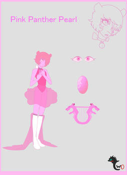Pink Panther Pearl
