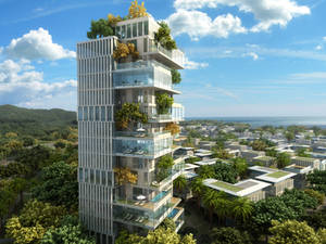Eco Appartment Complex