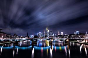 Skyline Frankfurt by sarahbuhr