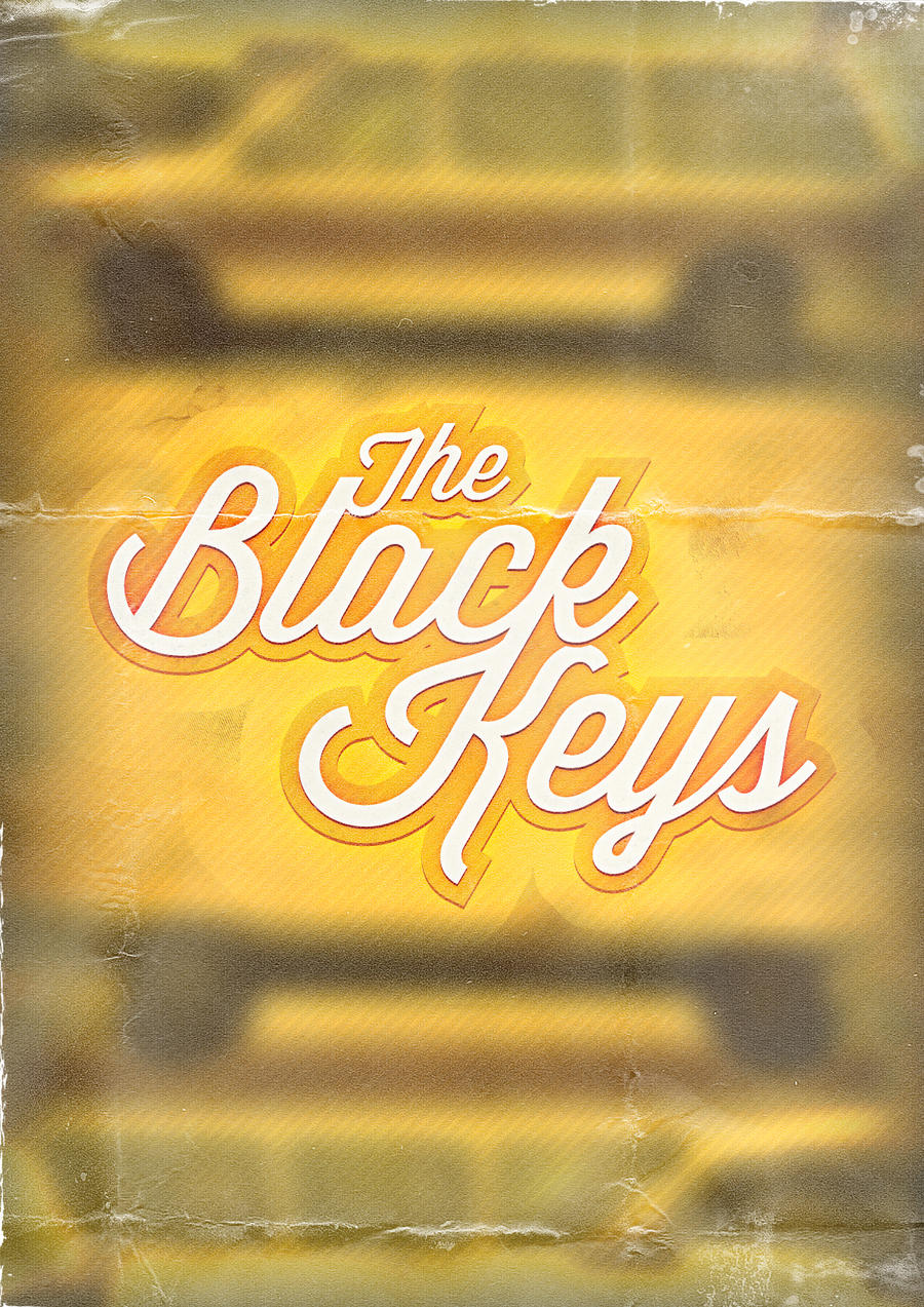 The Black Keys El Camino Poster by tangz989