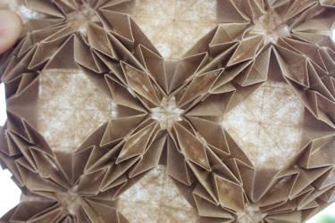 Pineapple tessellation